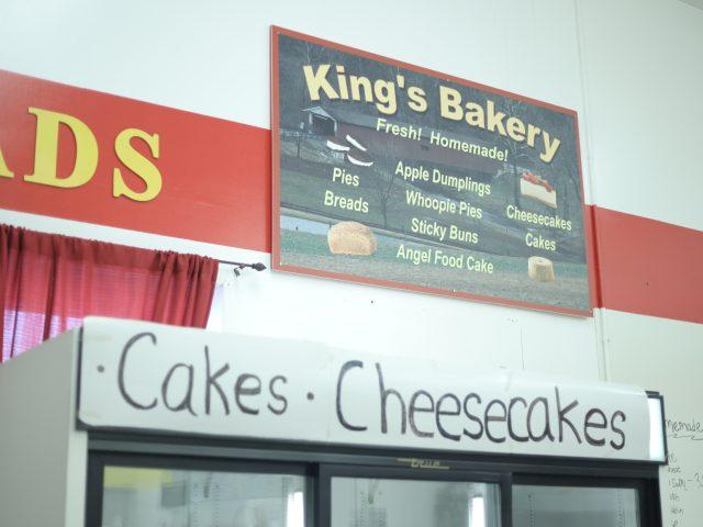 king's bakery
