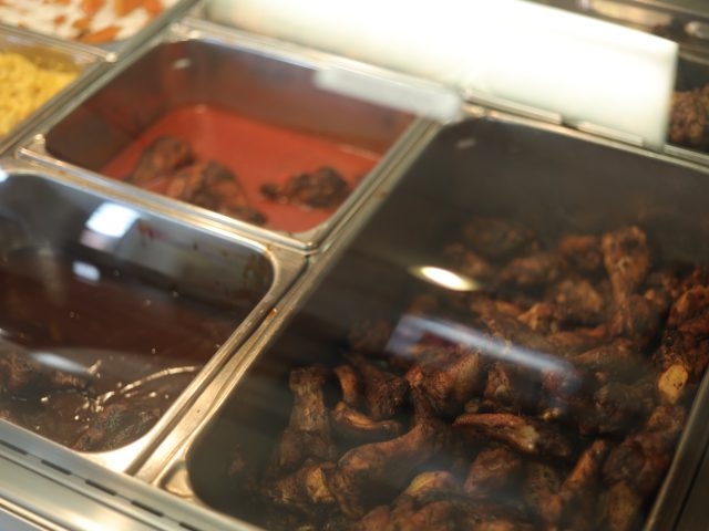 different flavors of bbq wings for sale