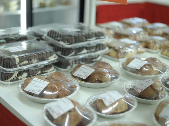 freshly baked goods and whoopie pies