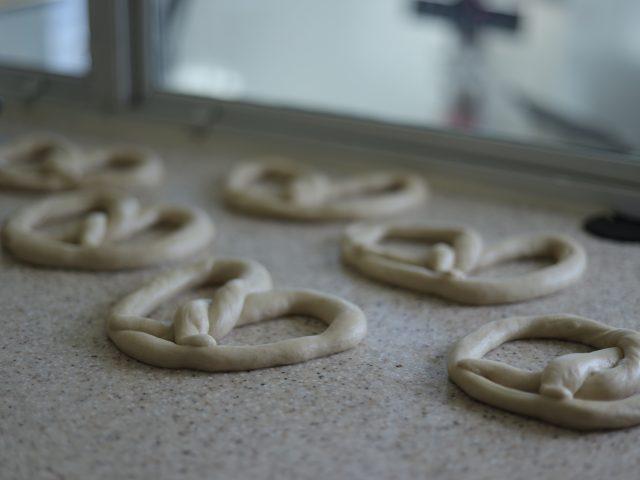 unbaked soft pretzels