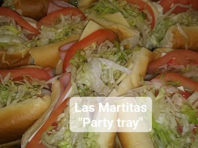 sandwich party platter