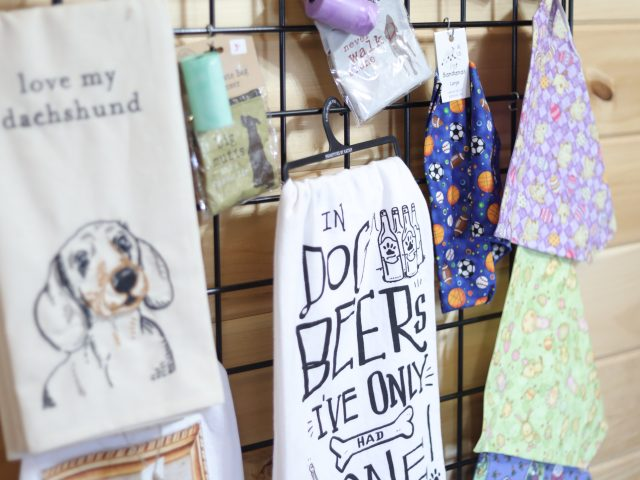 pet themed hand towels and bandanas for sale