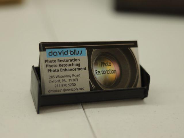 david bliss photo restoration, retouching, and enhancement