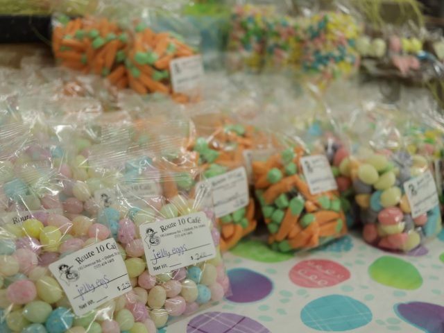 specialty bags of easter candy
